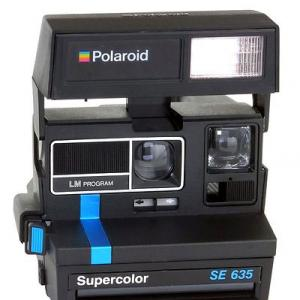 Polaroid Supercolor 635 SE
