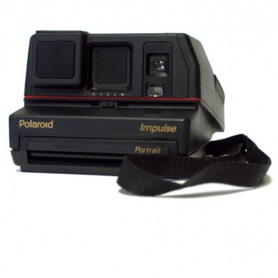 Polaroid Impulse portrait