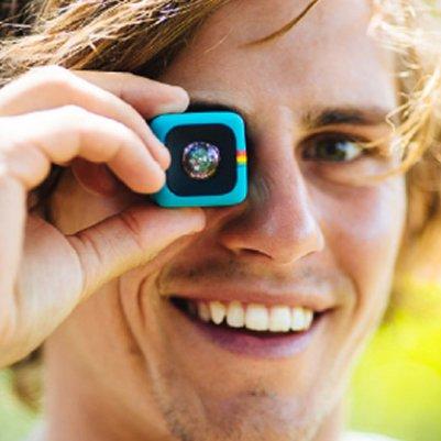Маленький да удаленький polaroid cube