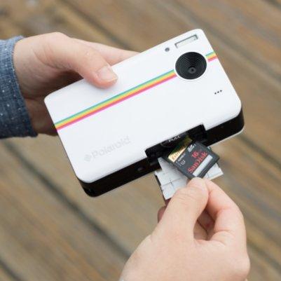 Сохраняйте ваши снимки на карту памяти