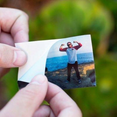 Приклеивайте ваши снимки