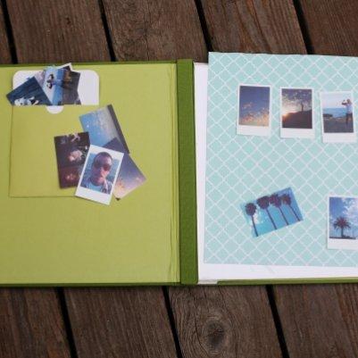 Фотоальбом - дом для снимков