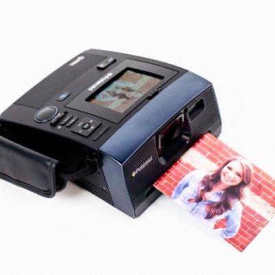 Встречайте, первую цыфровую камеру полароида ! Снимай, редактируй и печатай фотографии как волшебство