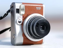 Instax 90 brown